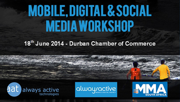 Durban Mobile, Digital and Social Media Workshop