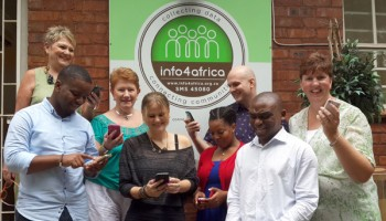 info4africa embraces Omnichannel mobile user experience