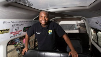 Give Life Projects use USSD to promote Taxi Safety