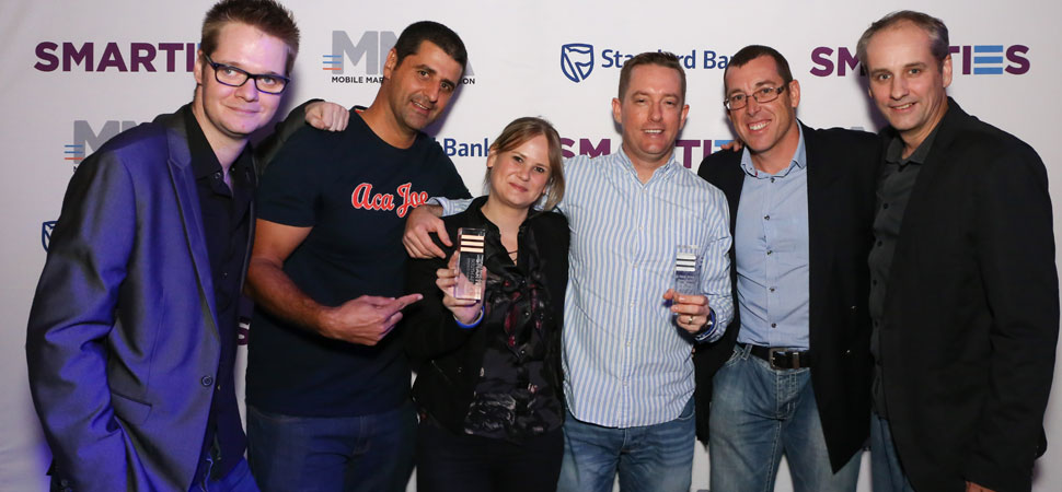 AAT scoops 2 mobile marketing awards after a year of mobile innovation